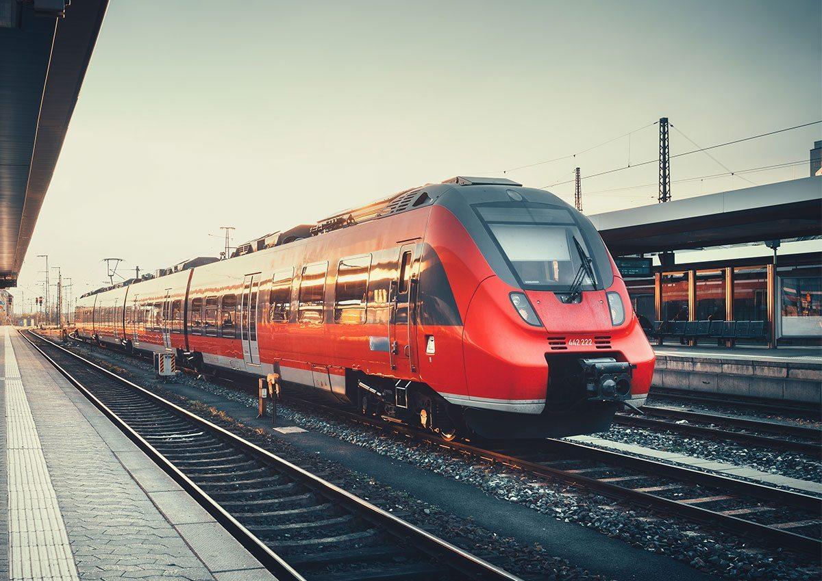 Anreise per Bahn - Eben im Pongau