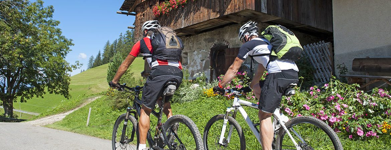 Mountainbike-Urlaub im Salzburger Land, Österreich