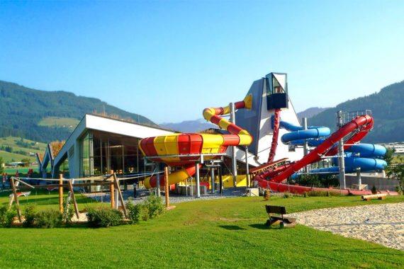 Erlebnis-Therme Amadé in Altenmarkt im Pongau - Ausflugsziel im Salzburger Land