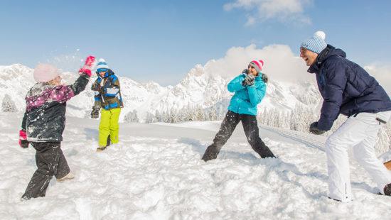 Familienurlaub & Winterurlaub im Salzburger Land
