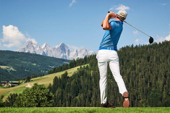 Golfclub Radstadt - Sommerurlaub im Salzburger Land