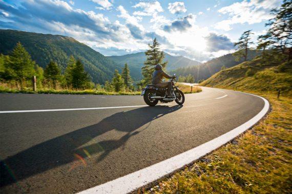 Motorrad-Touren in Österreich - Dachstein-Tauern