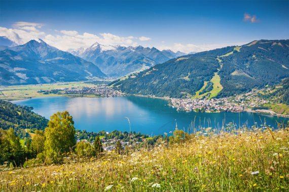 Motorrad-Touren im Salzburger Land - Zell am See