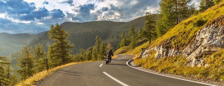 Motorrad-Urlaub im Salzburger Land, Österreich