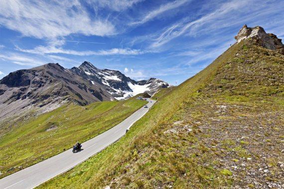 Motorrad-Touren - Sommerurlaub in Eben im Pongau, Salzburger Land