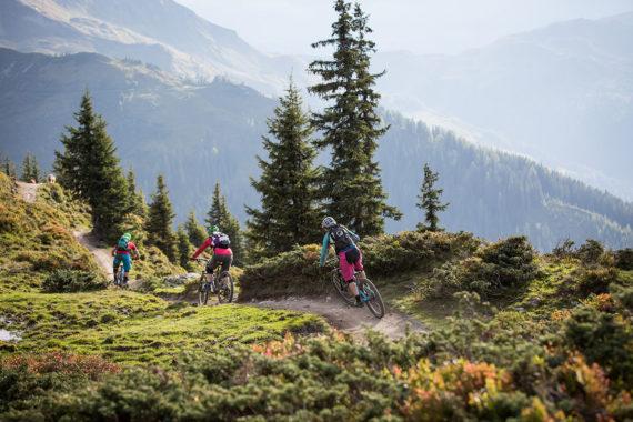 Radurlaub, Mountainbikeurlaub im Salzburger Land
