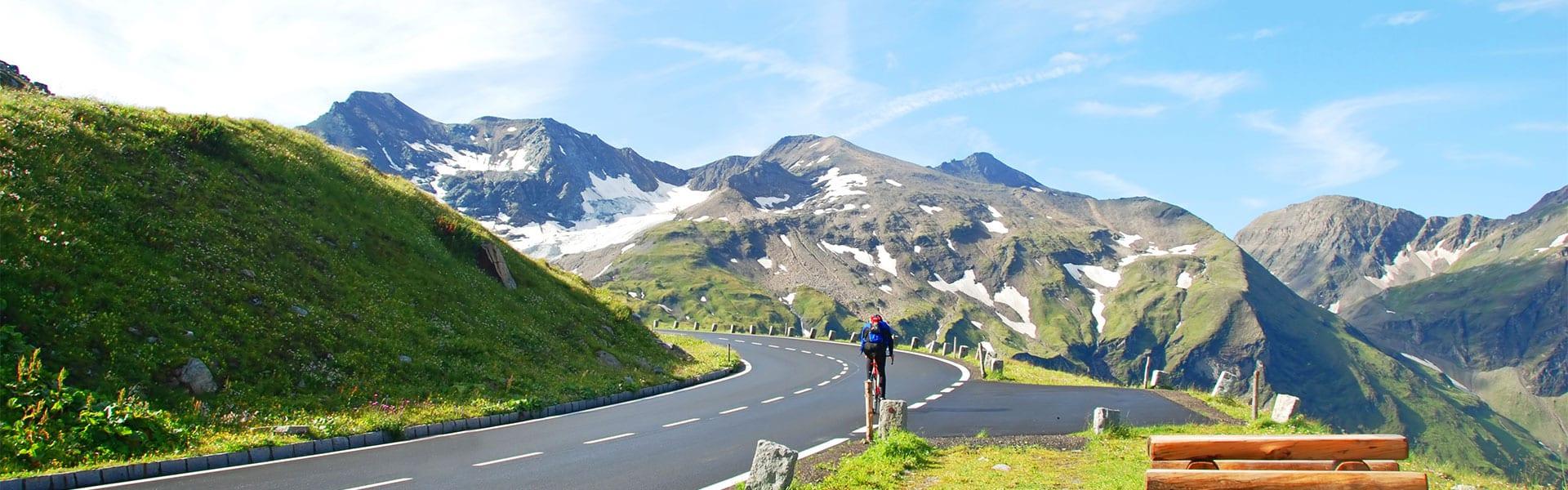 Rennrad-Touren im Salzburger Land