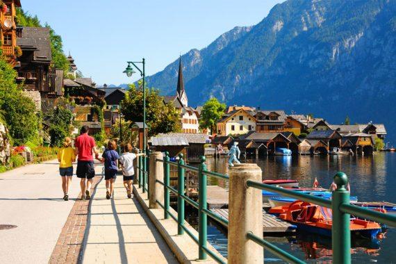Schaubergwerk Hallstatt - Ausflugsziel im Salzburger Land
