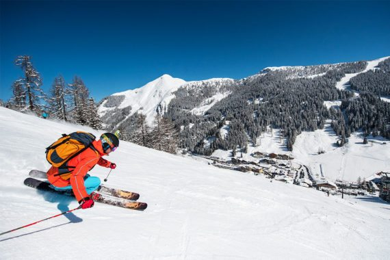 Skigebiet Zauchensee-Flachauwinkl - Ski amadé