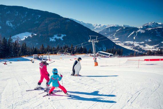 Skigebiet Monte Popolo - Skiurlaub in Eben im Pongau, Ski amadé