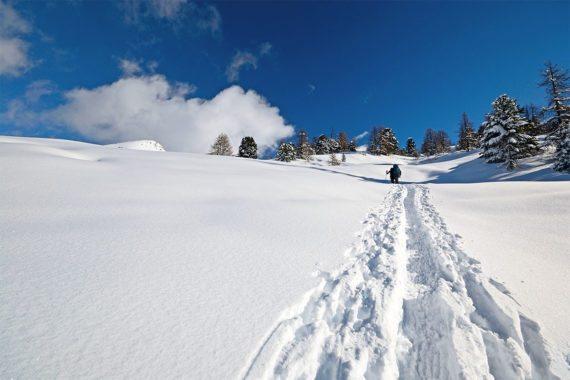 Skitouren - Winterurlaub in Eben im Pongau