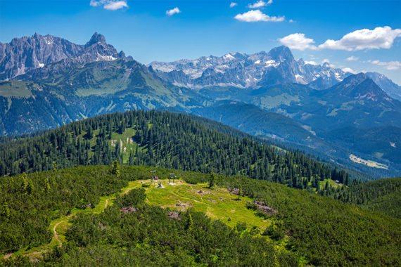 Wanderung auf den Gerzkopf - Salzburger Land