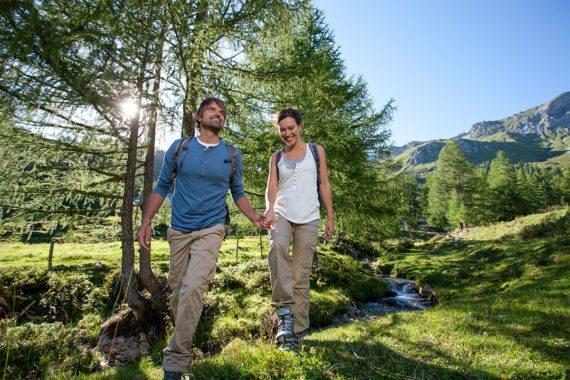 Wandertouren im Salzburger Land