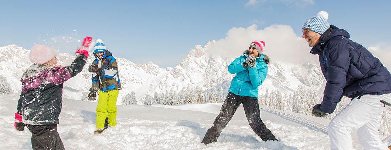 Winterurlaub im Salzburger Land