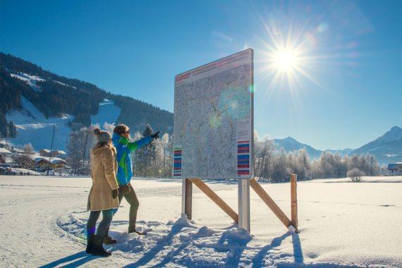 Winterwandern - Winterurlaub in Eben im Pongau